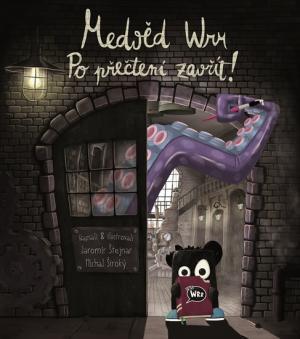 Medvěd Wrr - Po přečtení zavřít!