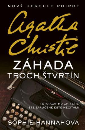 Agatha Christie - Záhada troch štvrtín