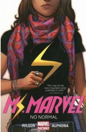 Ms. Marvel (Volume 1)